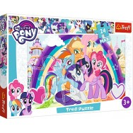 PUZZLE TREFL 24 EL MY LITTLE PONY